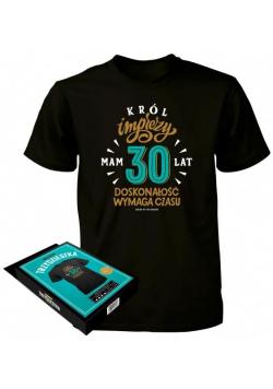 Koszulka dla Niego-30 M