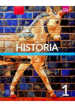 Historia 1 Podręcznik liceum i technikum Zakres podstawowy