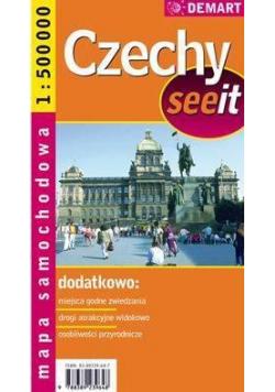Czechy see it - m. samochodowa 1:500t