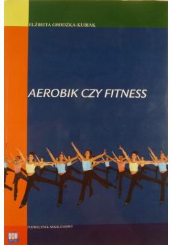Aerobik czy fitness