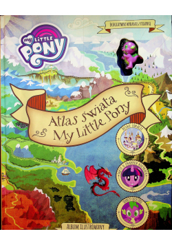 Atlas świata My Little Pony