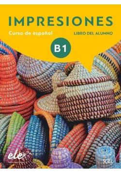 Impresiones B1 podręcznik + zawartość online