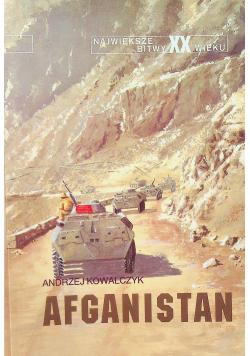 Największe bitwy XX wieku Afganistan Tom 9