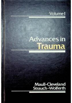 Advences in Trauma