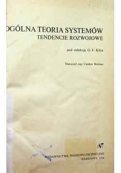 Ogólna teoria systemów