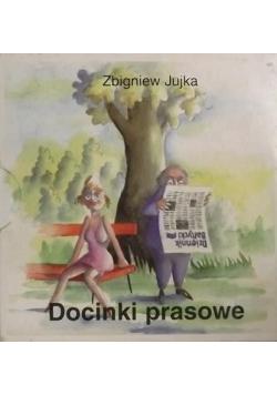 Jujka Zbigniew - Docinki prasowe