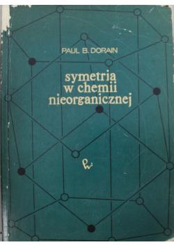 Symetria w chemii nieorganicznej