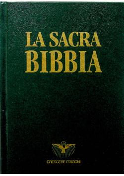 La Sacra Bibbia Antico e Nuovo Testamento