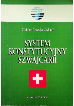 System konstytucyjny Szwajcarii