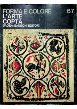 Forma e colore l arte copta