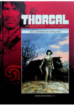 Thorgal Nie zapominam o niczym