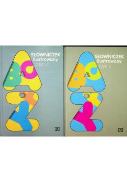 Słowniczek ilustrowany 2 tomy