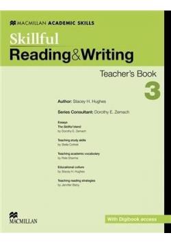 Skillful 3 Reading & Writing TB + DigiBook