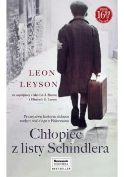 Chłopiec z listy Schindlera