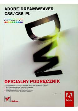 Adobe Dreamweaver CS5 CS5 PL oficjalny podręcznik