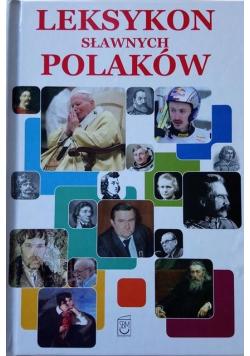 Leksykon sławnych Polaków
