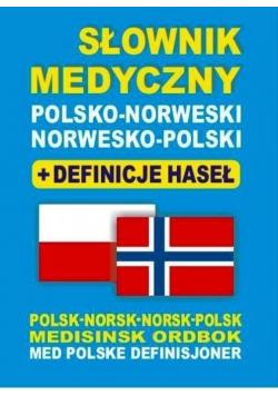 Słownik medyczny polsko norweski norwesko polski