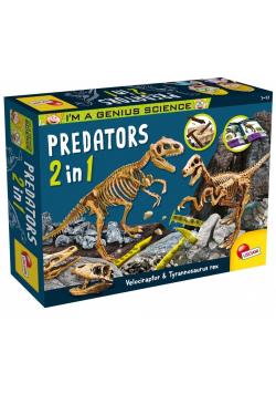 Mały Geniusz - Predators 2w1
