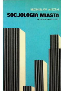 Socjologia miasta