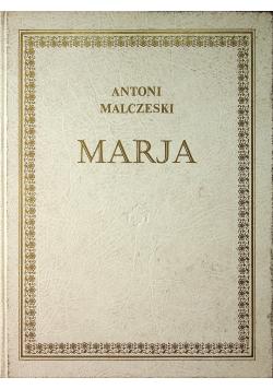 Marja reprint z 1867 roku
