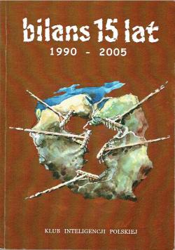 Bilans 15 lat 1990 2005