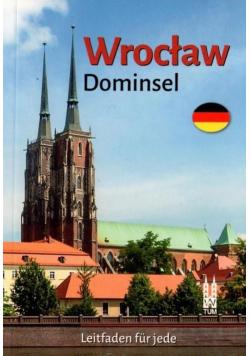 Wrocław Ostrów Tumski w.niemiecka