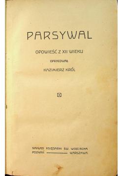 Parsywal 1920 r.