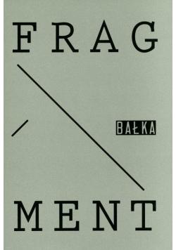 Fragment Bałka