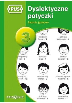 PUS Dyslektyczne potyczki 3