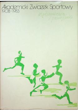 Akademicki związek sportowy 1908 1983