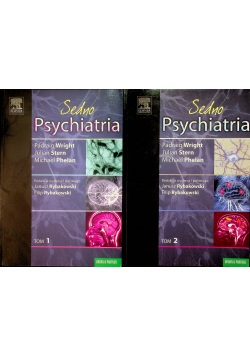 Psychiatria Sedno Tom 1 i 2