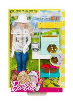 Barbie Kariera. Pszczelarz z akcesoriami