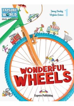 Wonderful Wheels. Reader Level 1 + DigiBook