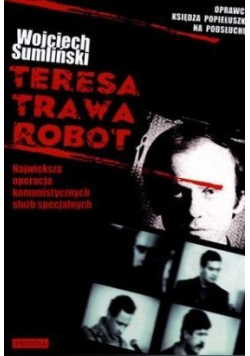 Teresa Trawa Robot