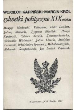 Sylwetki polityczne XIX wieku