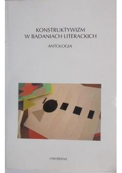 Konstruktywizm w badaniach literackich