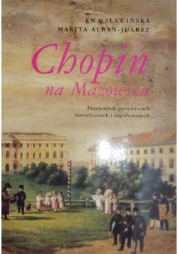 Chopin na Mazowszu Przewodnik