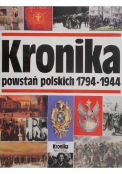 Kronika powstań polskich 1794 1944