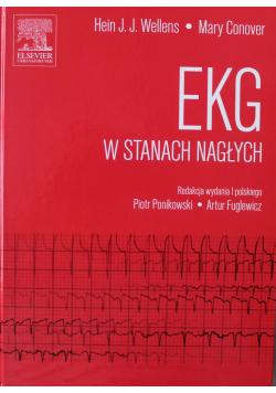 EKG w stanach nagłych