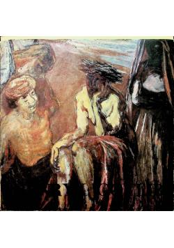 Henryk Gotlib Katalog wystawy malarstwa i rysunku