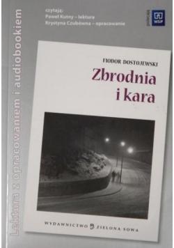 Zbrodnia i kara Lektura z opracowaniem plus audiobook