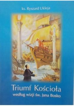 Triumf Kościoła według wizji św Jana Bosko