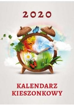 Kalendarz 2022 kieszonkowy