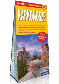 Comfort! map&guide Karkonosze 2w1 w.2020