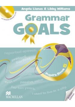 Grammar Goals 5 Książka ucznia + CD-Rom MACMILLAN
