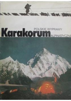Karakorum  Polskie wyprawy alpinistyczne