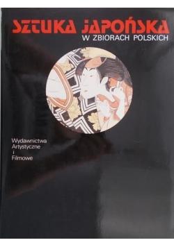 Sztuka japońska w zbiorach polskich