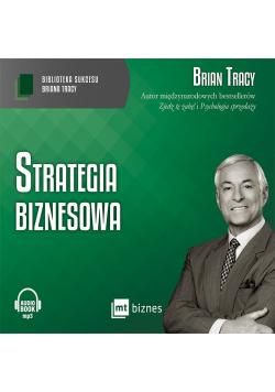 Strategia biznesowa AUDIOBOOK NOWA