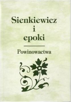 Sienkiewicz i epoki Powinowactwa