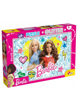 Puzzle 108 Barbie Glitter Best Friend Forever!
